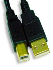USB 2.0 TYPE A TO TYPE B 6'