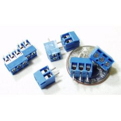 Screw Terminal 3.5mm Pitch (2-Pin)