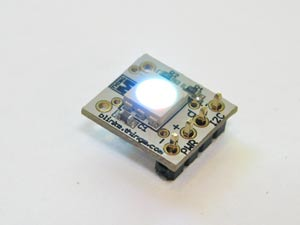 BlinkM MinM - A Tiny Smart LED